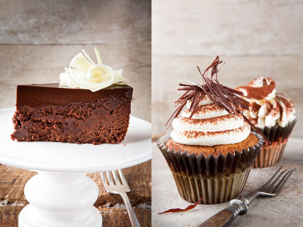 Chocolate & Cupcakes